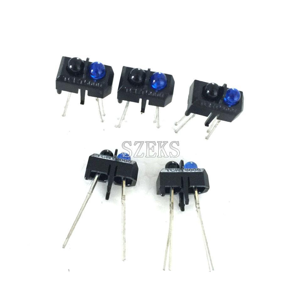 tcrt5000l tcrt5000 reflective optical sensor infrared ir