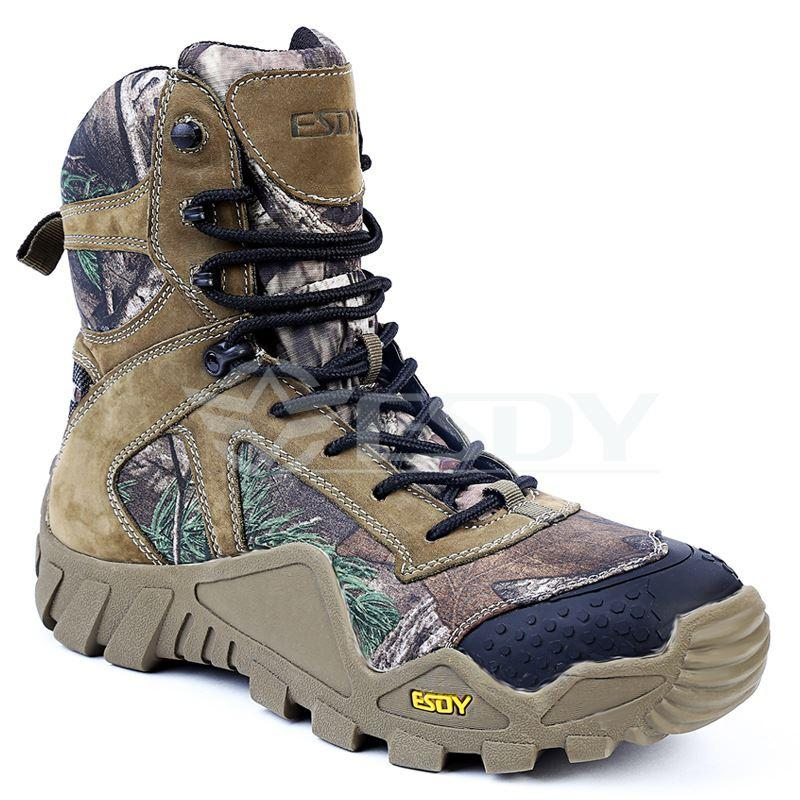 00eae2c74bb9 ESDY Winter Men s Waterproof Army Combat Snow Boots Men Camouflage ...