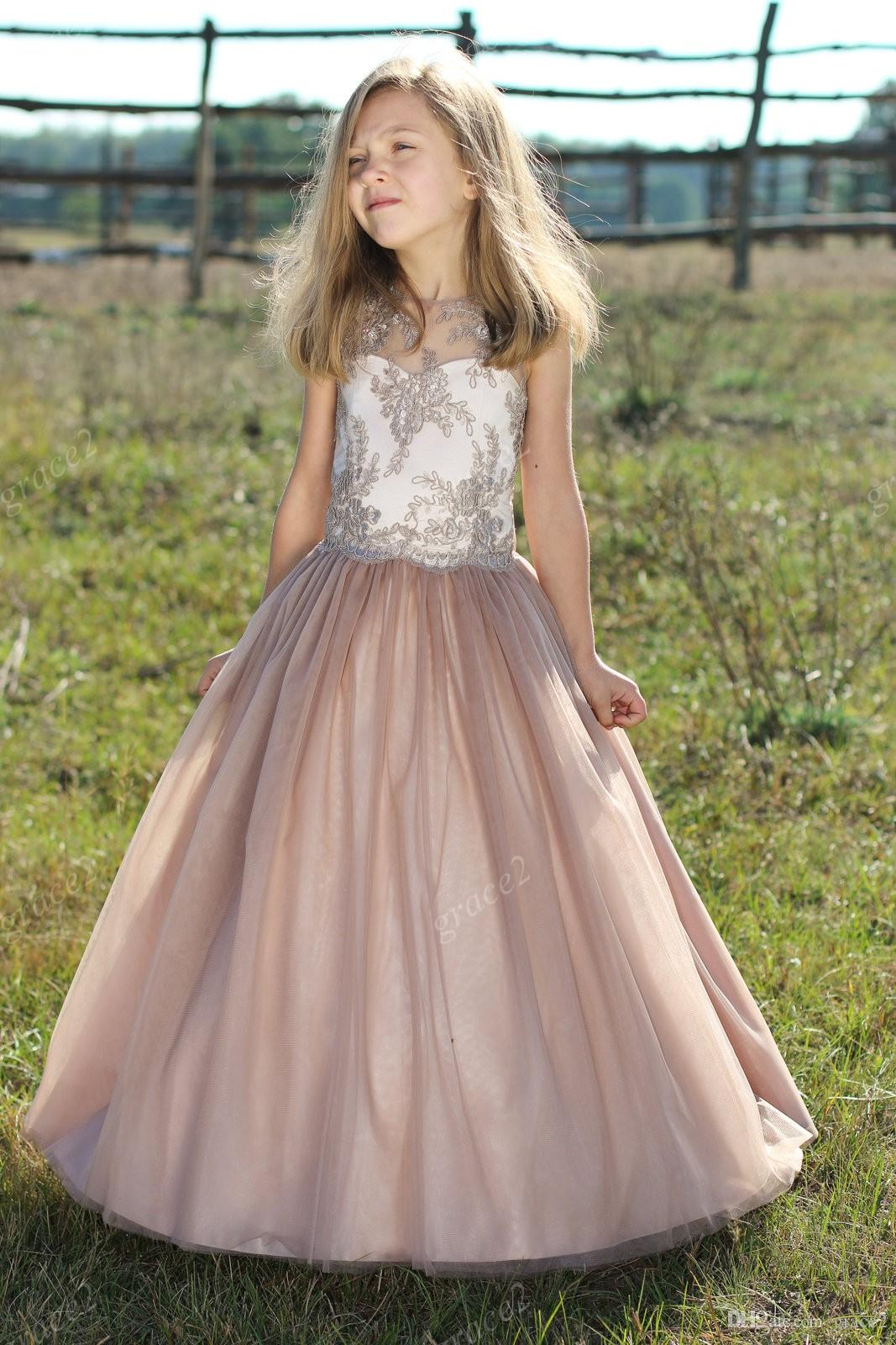 Vestidos de primera comunion para ninas