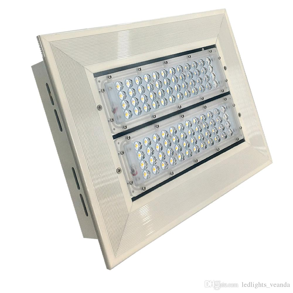 Led Canopy Lights: 2019 Explosion Proof LED Canopy Lights 60W 90W 120W High