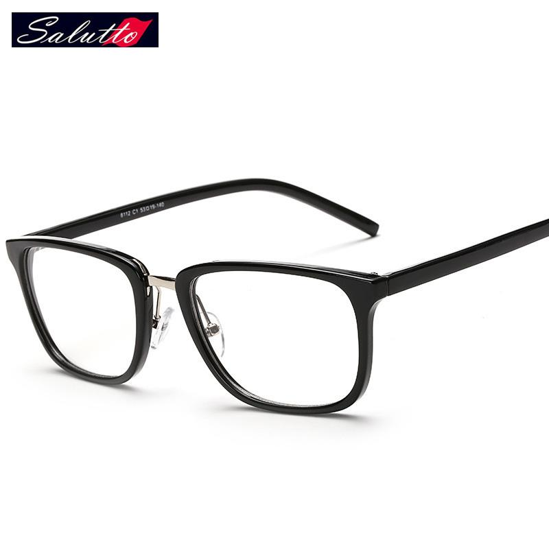 575589ba71 2018 Wholesale Salutto Men And Women Fashion Ultralight Radiation  Protection Computer Optical Glasses Eye Glasses Frames Prescription Eyewear  From Wdrf