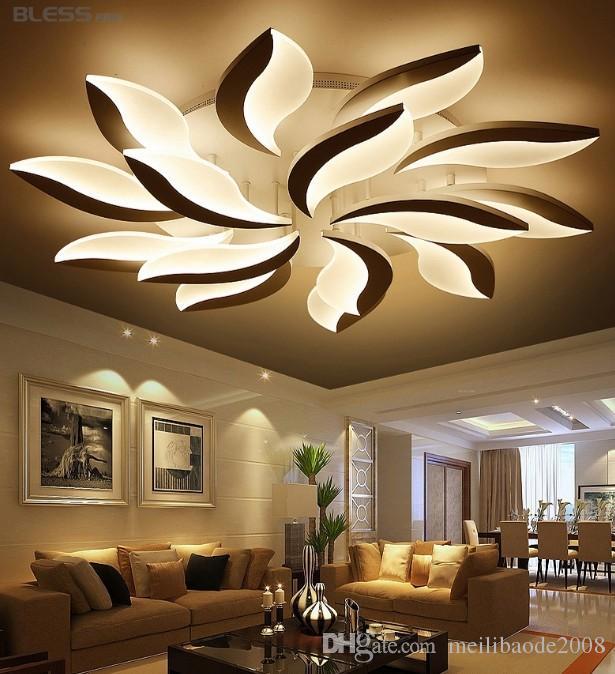 High Roof False Ceiling Designs: Led Plafond Lamp. Latest Easydim Led Ceiling Lamp Ceres