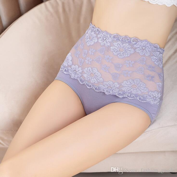 New large size of the abdomen to mention hip body body underwear ladies sexy lace high waist women's underwear explosion models NP039