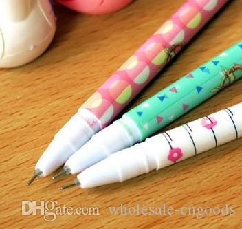 Manufacturer's direct selling creative stationery cartoon animal swan modelling neutral pen