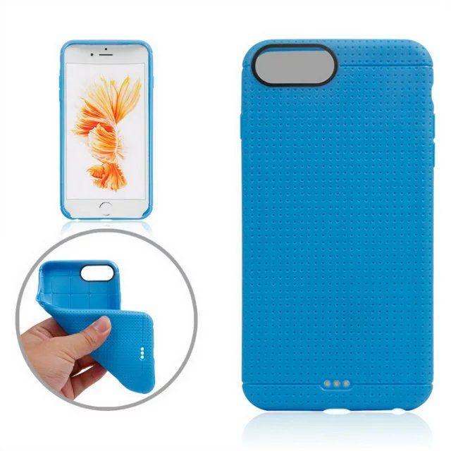 Para Iphone X 5.8 Pulgadas Pu Matte Back Back Cover Honeycomb Dot Silicone tpu Funda de cuero Para iphone 6 7 8 plus Nuevo Apple case