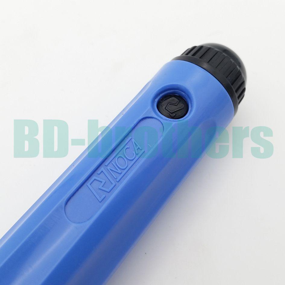 Plastic/Aluminum/Copper Burr Processing Tools High Quality Noca NB1100 Burr Handle for BS1010 Hand Deburring Tool