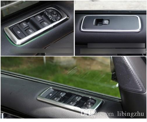 For Land Rover LR4 Discovery 4 2010 2015 ABS Chrome