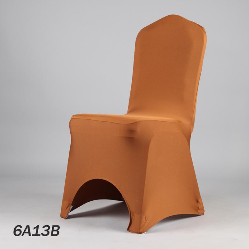 Acheter Nouveau Pas Cher 2016 Universal 40 Couleur Extensible Diner Chaise Tissu Partie Stretch Couverture De Decoration Mariage Parti Housse