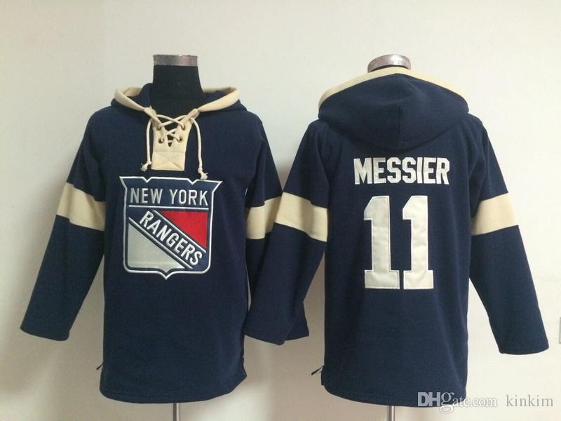 2019 New York Rangers  21 Derek Stepan  36 Mats Zuccarello  61 Rick Nash   30 Henrik Lundqvist Hockey Hoodie New Style Sweater Jerseys From Kinkim cfb486c6f