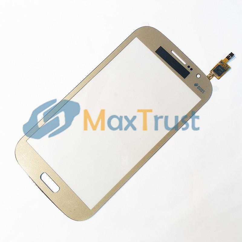 """Original IC 5.0"""" For Samsung Galaxy Grand Neo i9060 Touch Screen Digitizer Front Glass Lens Sensor Black White Gold Color"""