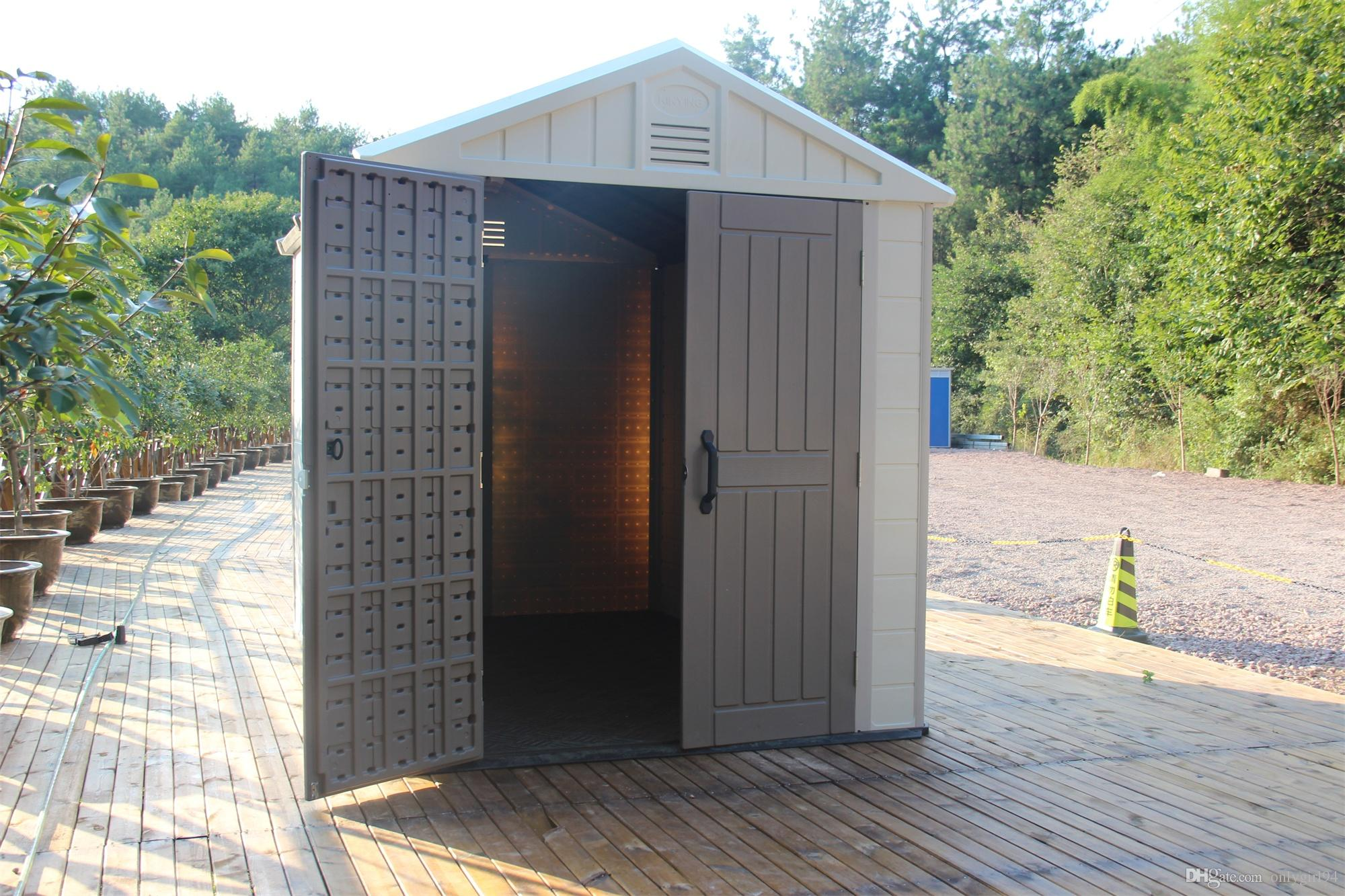 new Outdoor Prefabricated Houses Easy Assemble Sheds For