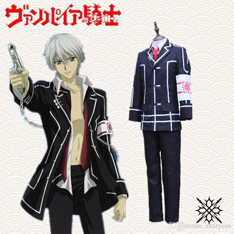 Acheter Vampire Knight Zero Kiryu Ichiru Kiryu Costume De Cosplay Uniforme  De $65.99 Du Zazzycos