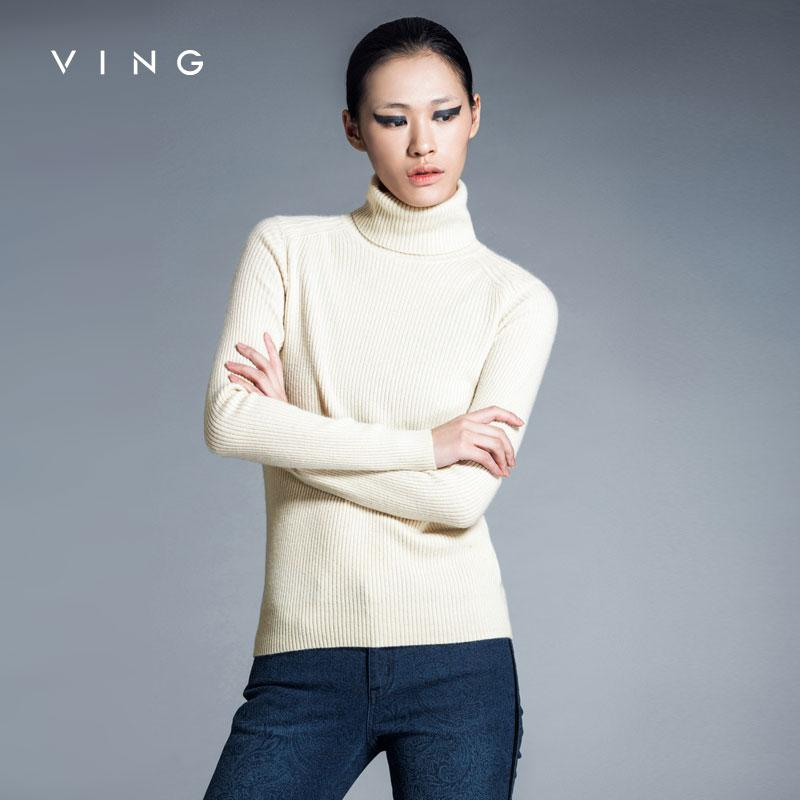 2018 Wholesale Ving New Women Basic Cashmere Sweater Fashion ...