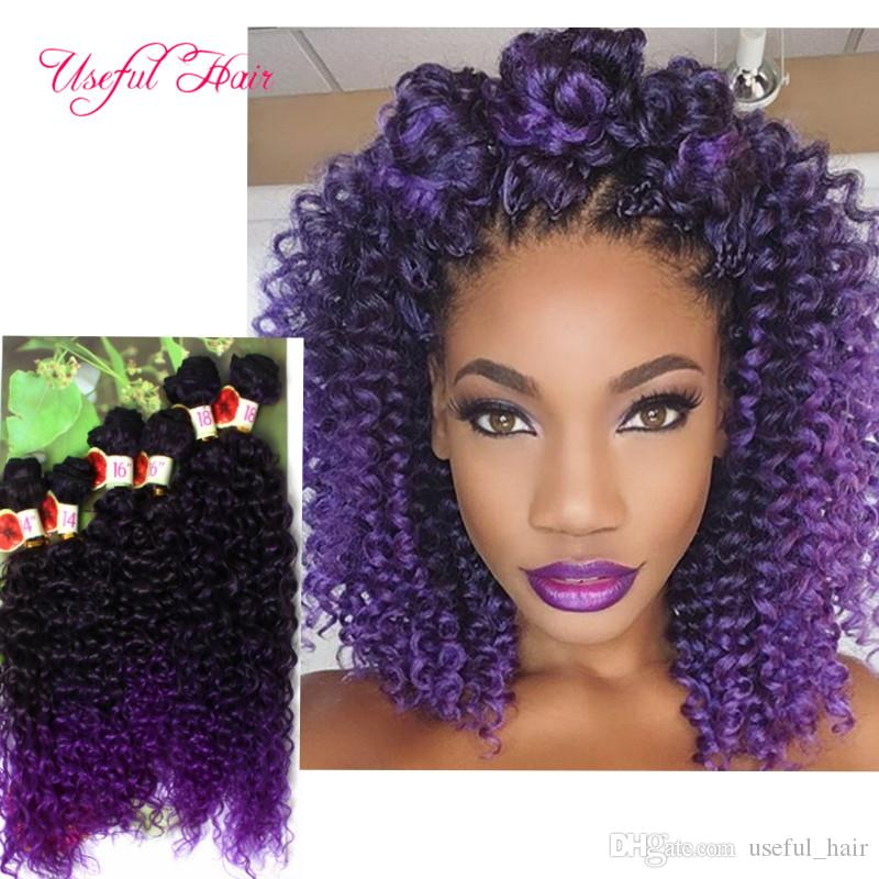 Synthetic Braiding Crochet Hair Extensions Sew In Hair Extensons