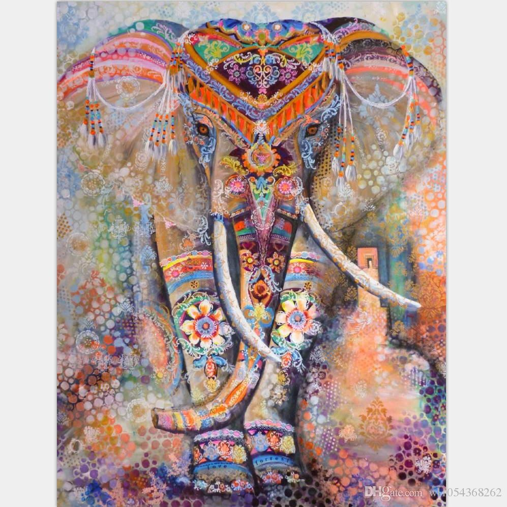 Hot Sale India Elephant Tapestry Blanket Mandala Yoga Mats