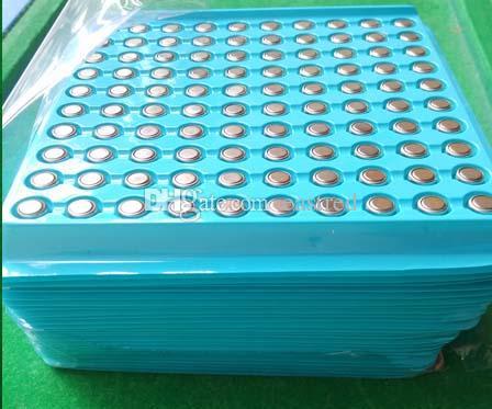 / 0% Hg Pb AG4 LR626 377A RW329 LR66 1.5V pila de botón alcalina SR626 / 377 pila de reloj