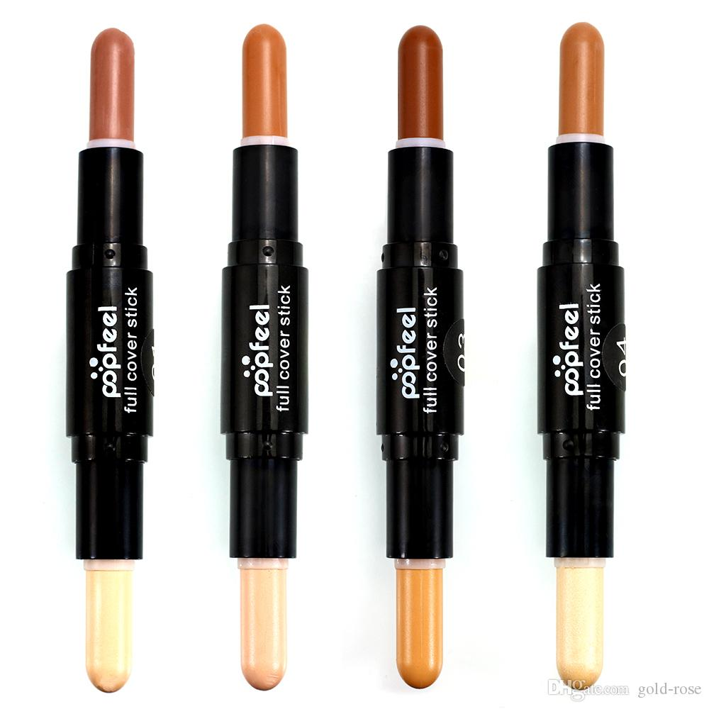 MSQ Contour Makeup Highlighter Foundation Stick Pen Naked Shimmer For Face Creamy Bronzer