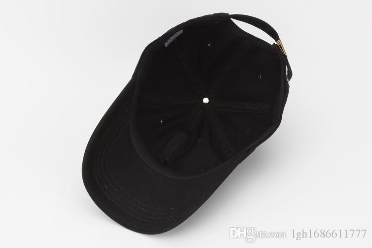 Vendita calda Nuova Moda Snapback Caps Berretto da baseball Strapback Bboy Cappelli Hip-Hop Uomo Donna ricamato casquette gorras