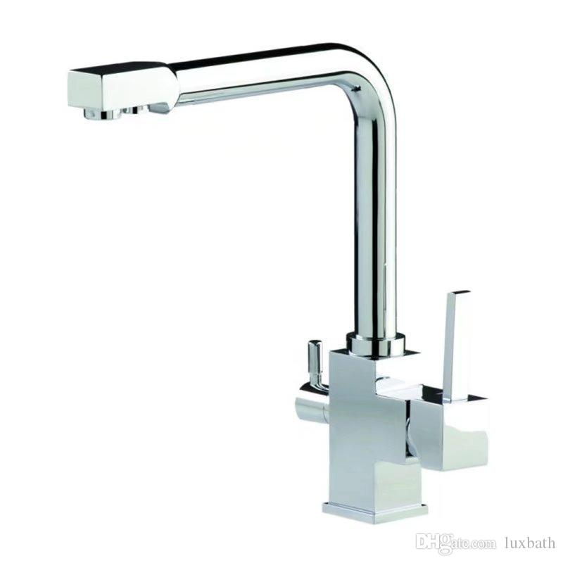 Rolya Cubix 3 Way Water Filter Taps Clean Drinking Water Kitchen