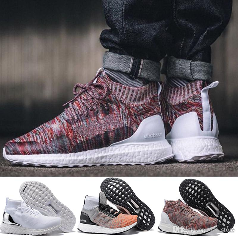 new product 0e52e 6c39d ultra boost uncaged kith