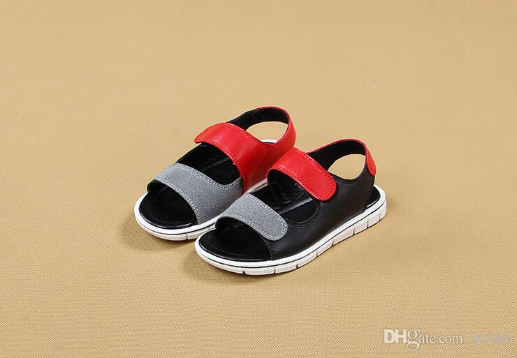 Jeff Store children sandals boy and girl New arrival shoes