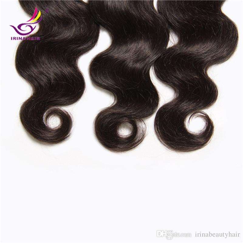 البرازيلي الشعر ريمي الشعر الإنسان ملحقات بيرو الماليزية الهندية الكمبودية الشعر نسج الجسم موجة ملحقات أفضل جودة تقبل العودة