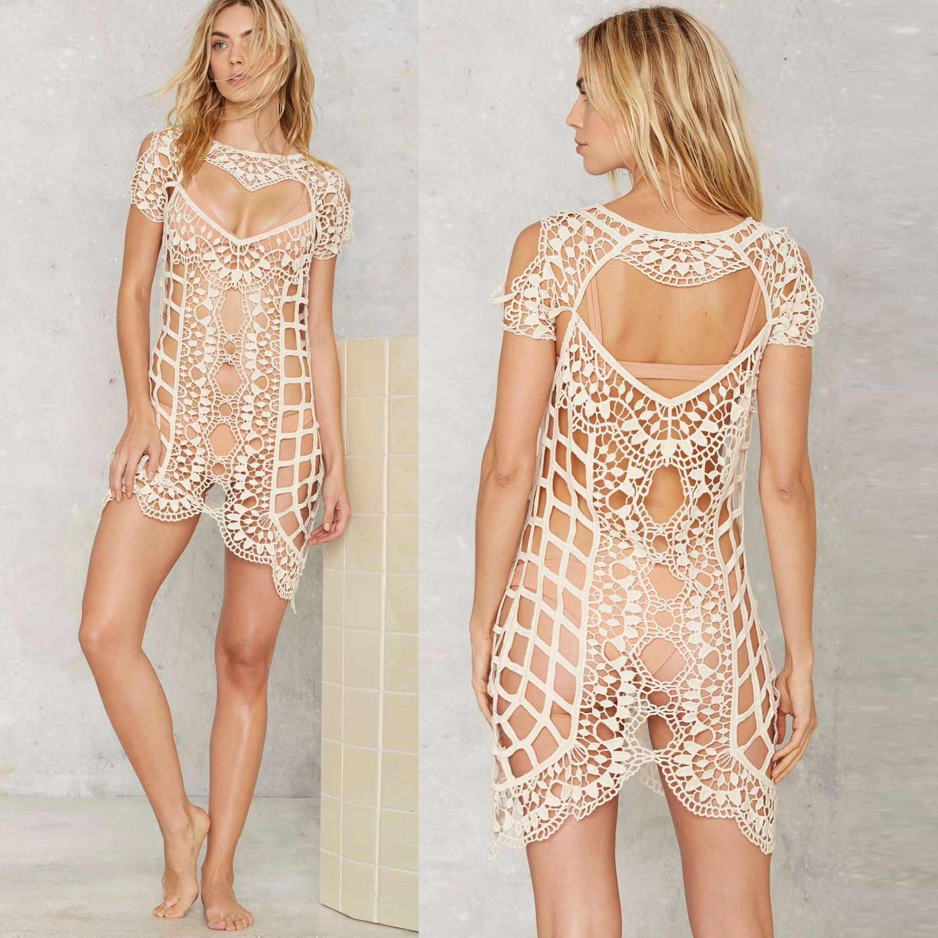 Großhandel Cocktailkleider Sexy Elegant Womens Backless Sequin Kleid ...