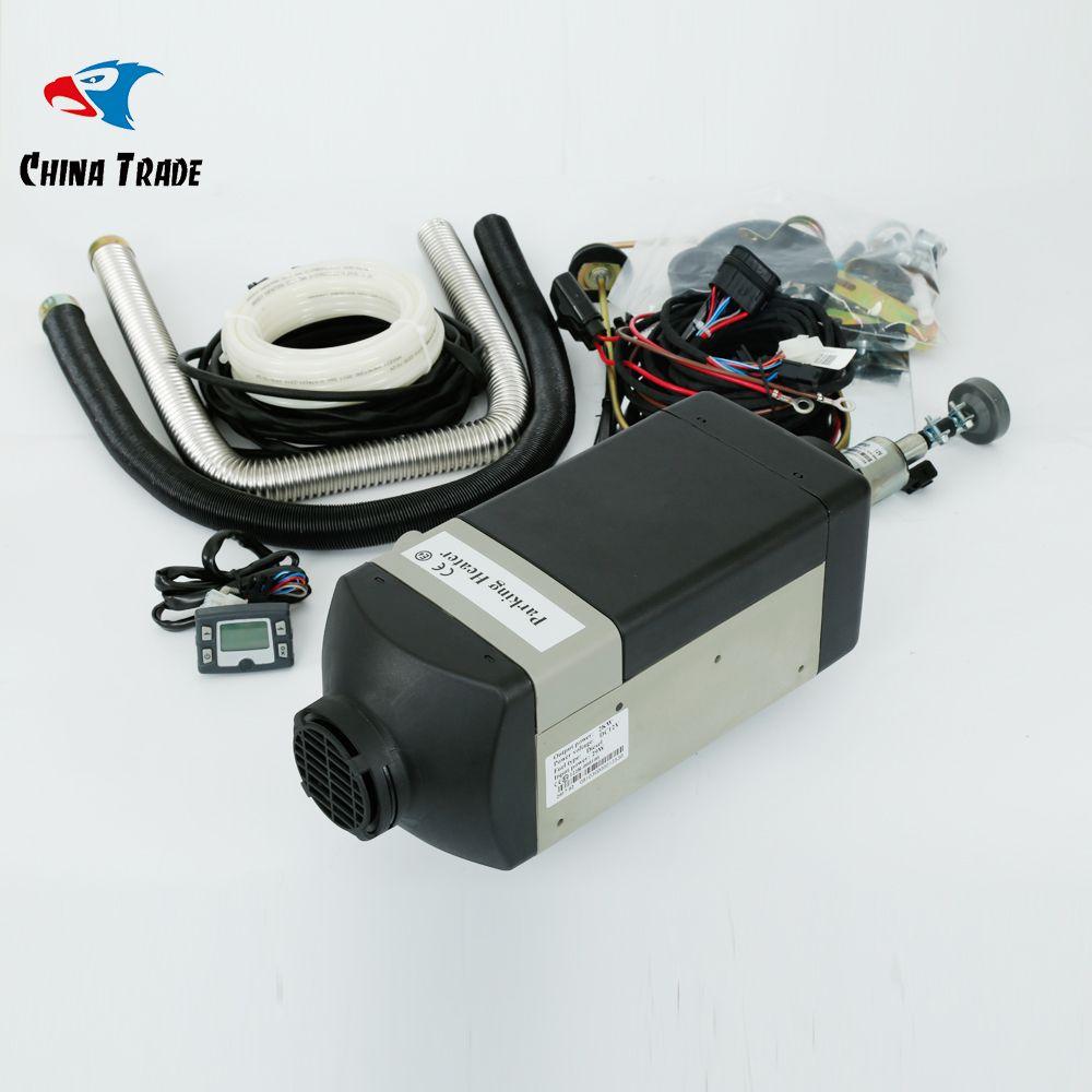 2kw 12v Portable Car Air Conditioner Petrol Digital