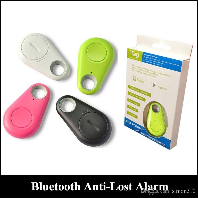 Smart Key Finder bluetooth locator tracer Anti lost alarm child tracker  Remote Control Selfie for IOS Android