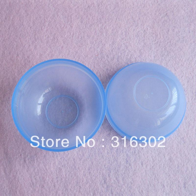 Free shipping - 24pcs/lot small facial mask bowl, plastic bowl