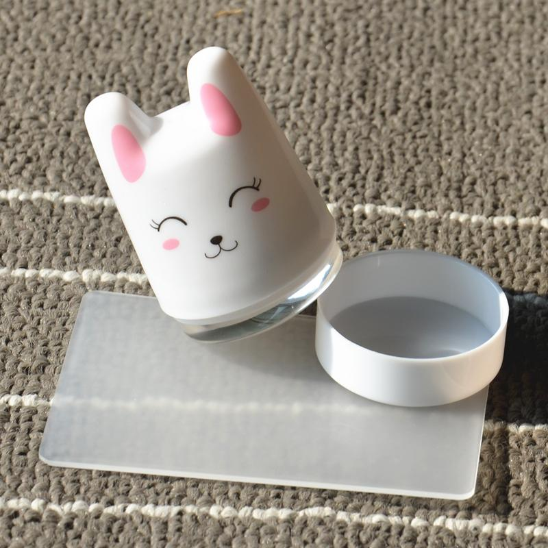 Wholesale Rabbit Nail Art Stamper 35cm Silicone Head With Cap
