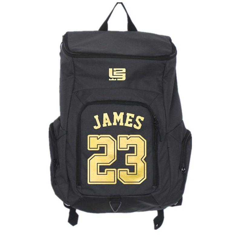 Gym Bag Jim Kidd: New High Quality LeBron James 23 Gym Backpack Laptop