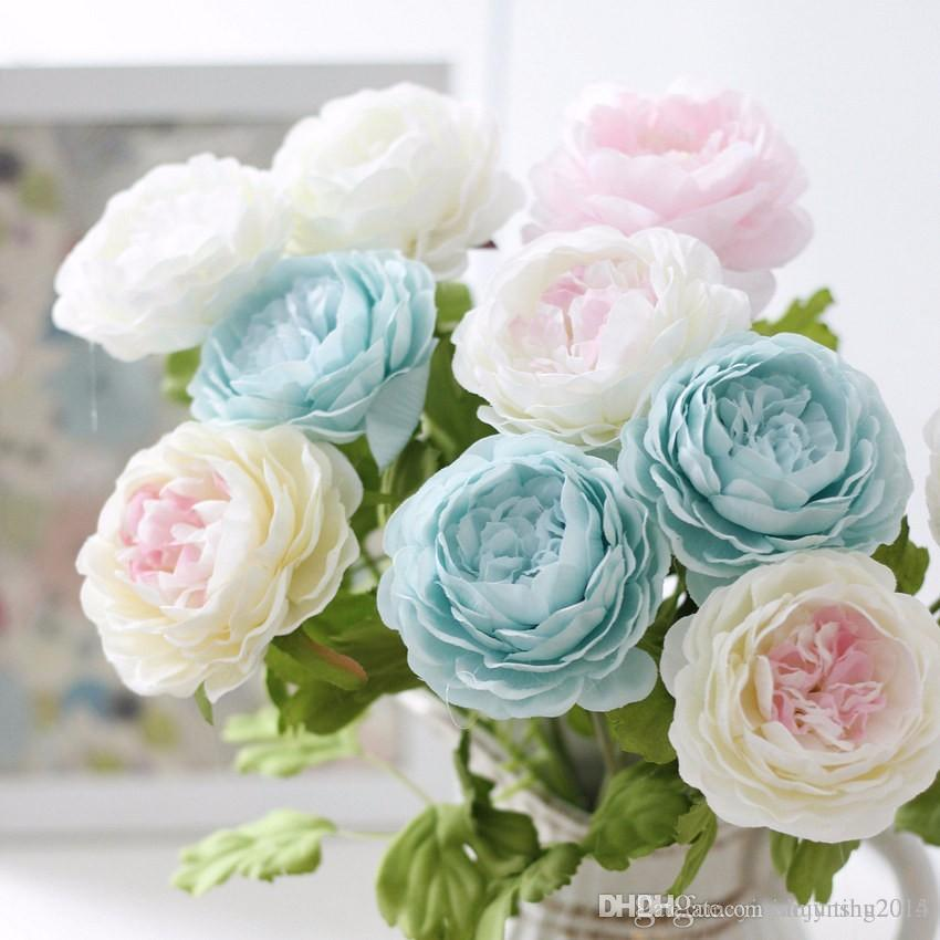 Best quality high quality artificial peony flowers top grade silk best quality high quality artificial peony flowers top grade silk flower wedding flowers bride bouquets holding flower decoration at cheap price mightylinksfo