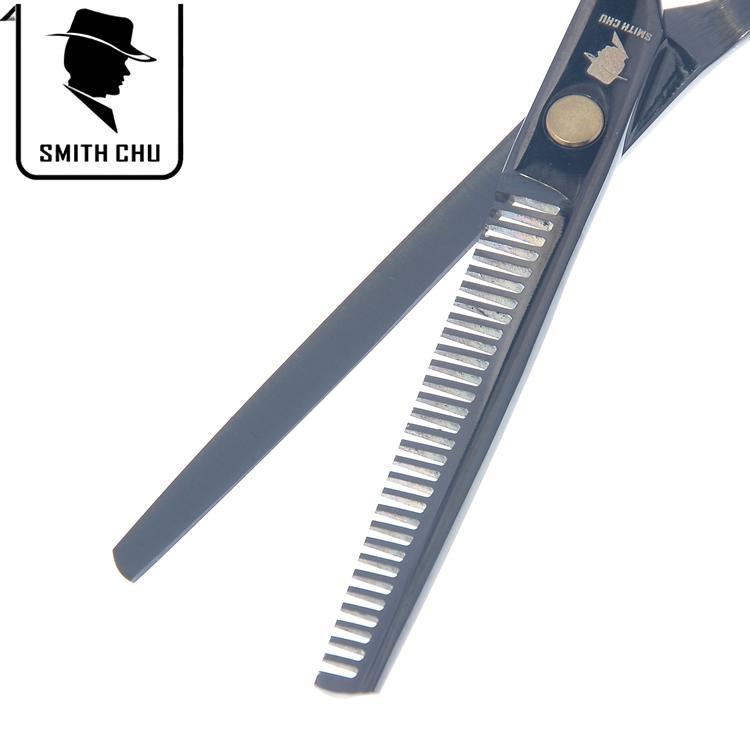 5,5 Zoll SMITH CHU JP440C Heißer Verkauf Friseur Schere Professionelle Friseur Haar Effilierschere Friseur Rasiermesser Kostenloser Versand, LZS0029