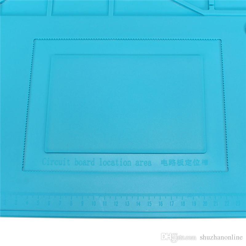 39x27cm паять ремонт платформы теплоизоляция силиконовый коврик