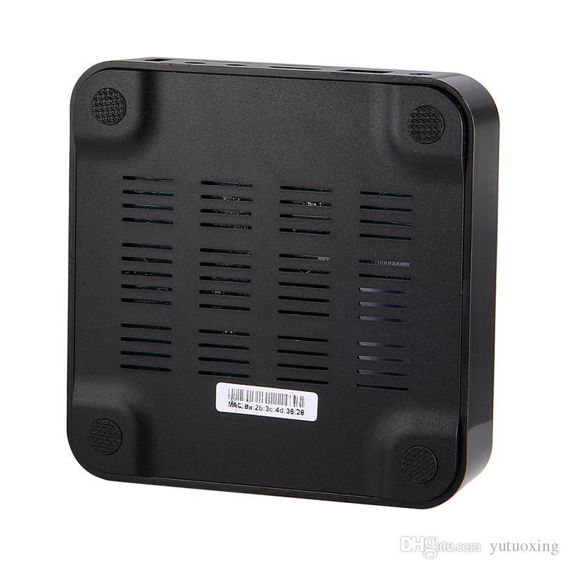 MXQ PRO 4K أندرويد 7.1 Tv Box Quad Core 1gb 8GB H3 Chip Wifi HDMI 2.0 Support 3d Smart Media Player