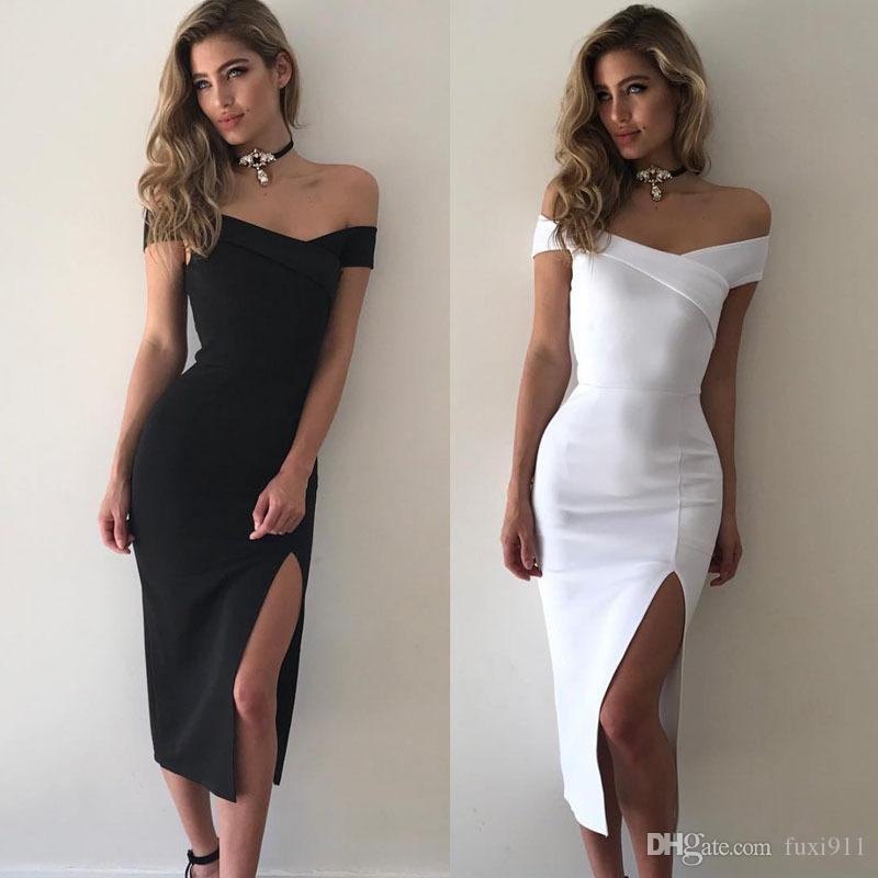 Long tight dresses for women sexy