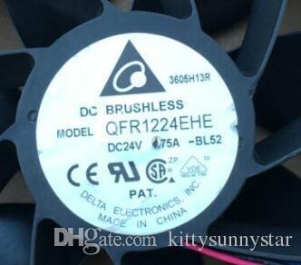 QFR1224EHE 24V 0.75A 12CM 12038 3 선 냉각 팬
