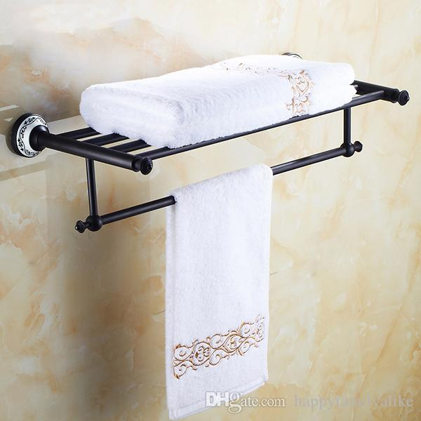 2017 Europe Towel Shelf Kitchen Towel Holder Bathroom Metal Holder