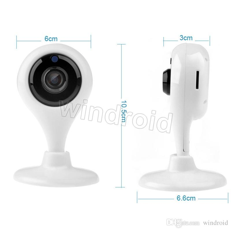 Wireless HD 720P WIFI IP Camera CCTV Security Baby Monitor IP Camera P2P for Home Security Mobile Preview Support IOS/Android Cheapest