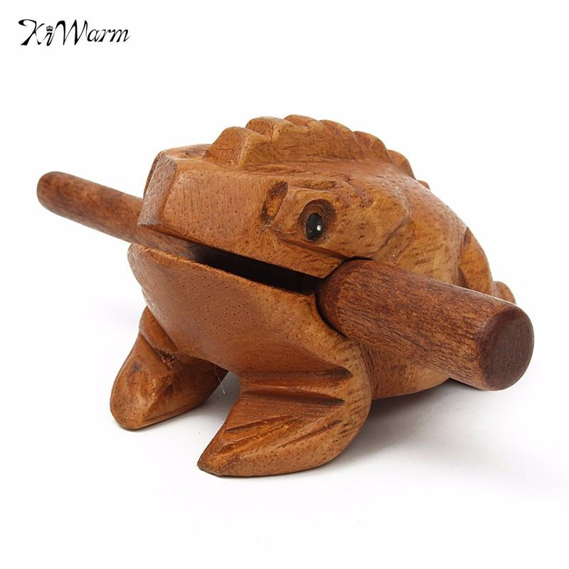Wholesale- Thailand Traditional Craft Wooden Lucky for Frogs Home ...