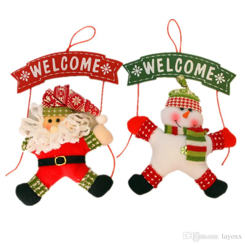 christmas wreath christmas snowman hang the door party door decorations for christmas snowman hang door decor pendant house christmas decorations house