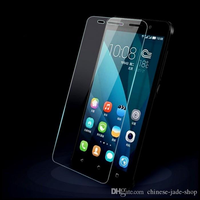POUR Huawei Honor 4X 5X 6X PROFITEZ DE 5 Y6 Pro MATE 9 mate 10 9H Premium 2.5D Protecteur D'écran En Verre Trempé