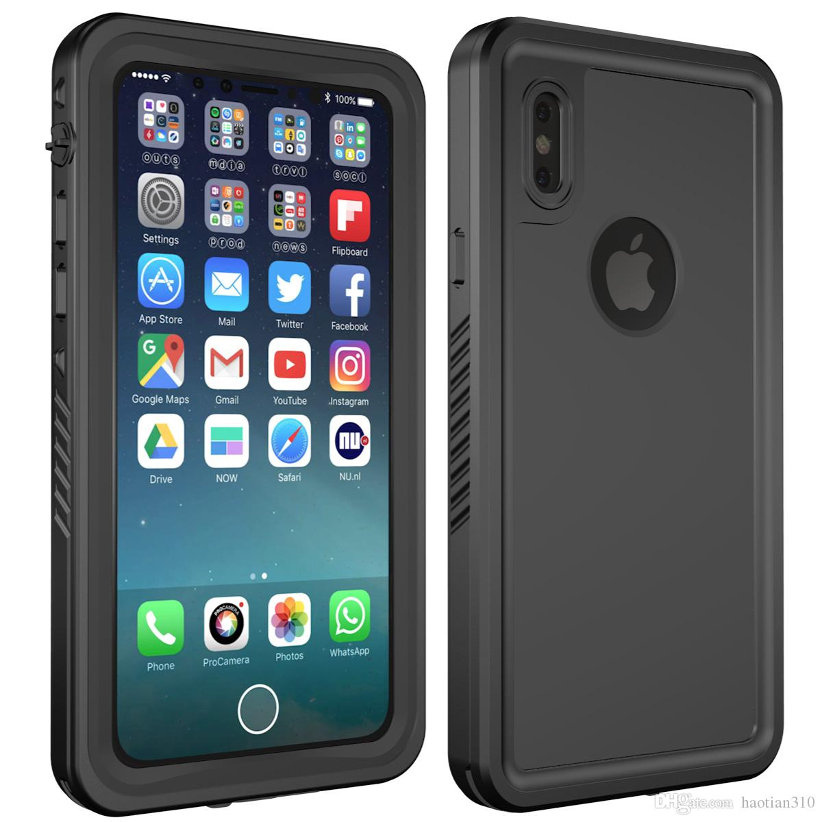 custodia subacquea iphone x