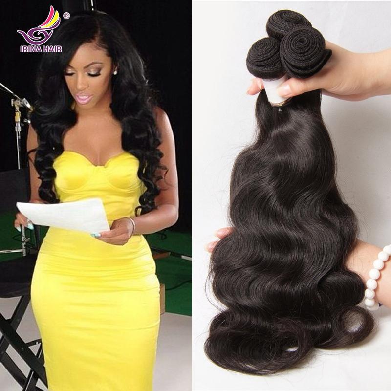 Toptan 5 adet / grup brezilyalı perulu malezya hint bakire saç vücut dalga ucuz İnsan saç uzantıları saç örgüleri Çift atkı