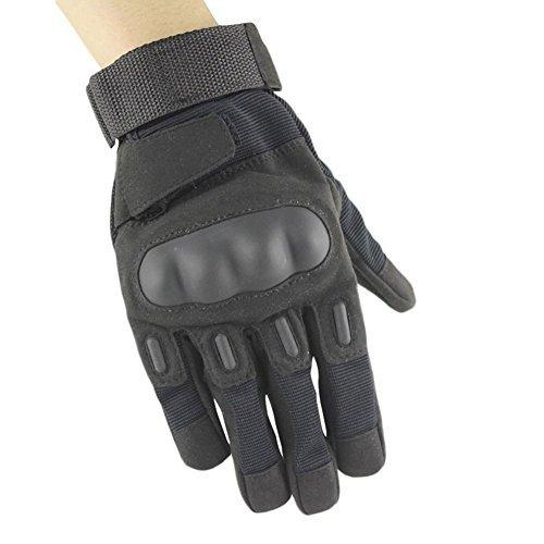 Full Finger Military Tactical Airsoft Hunting Riding Cycling Anti-Vibration Mountain Bike Slip-Proof Motorcycle Road Racing Bicycle Glove