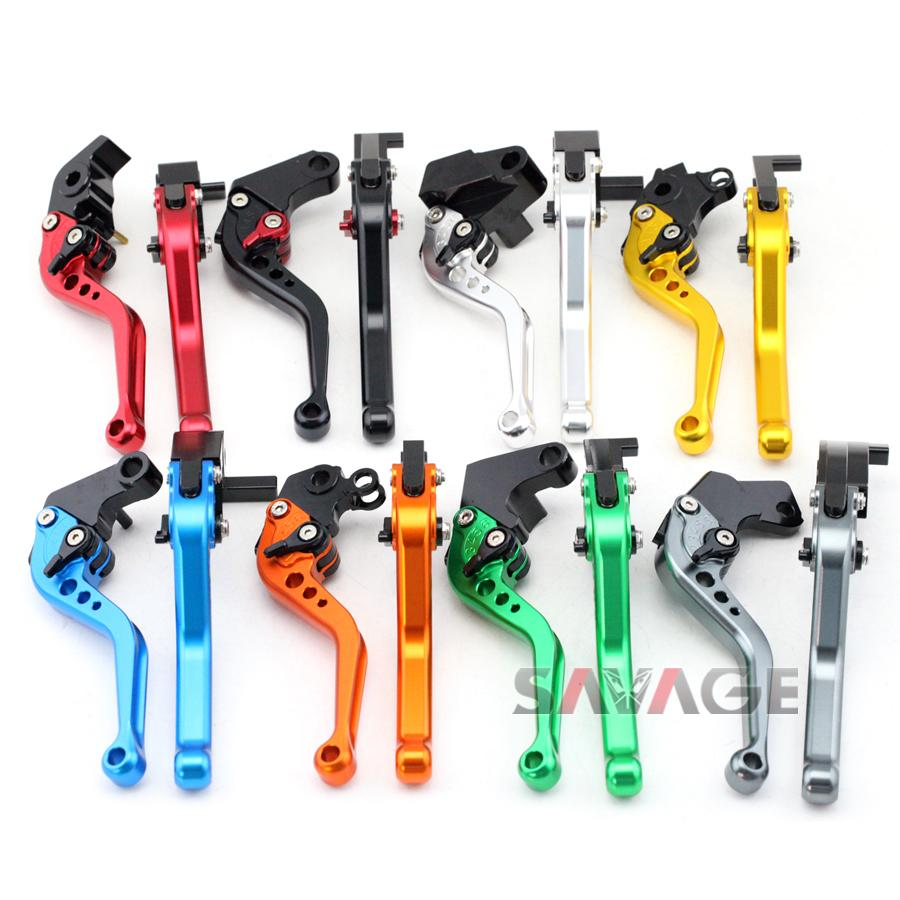 For HONDA CBR 929 RR CBR929RR 2000-2001 Motorcycle Adjustable CNC Short Brake Clutch Levers 8 Colors