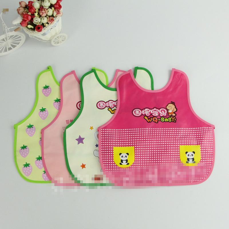 2018 Wholesale Hot 2017 Baby Bib Burp Cloth Waterproof Multifunction