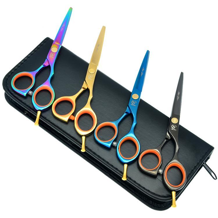5.5inch Meisha Профессиональные парикмахерские ножницы Ножницы для волос JP440C 62HRC Парикмахерская Режущие ножницы Салон или дом используются стильные ножницы HA0014