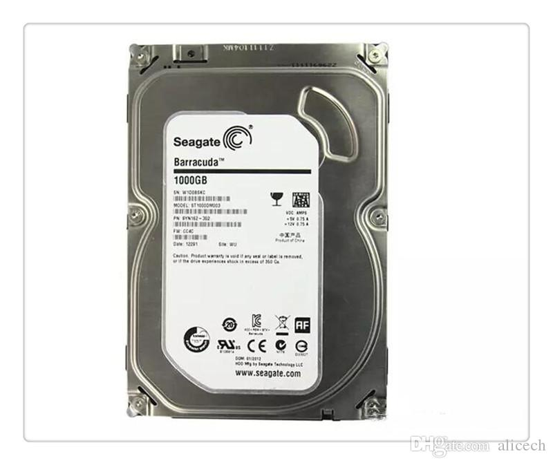 1TB Hard DrivesSpecial Offer Sale Internal Seagate St500dm002 /7200 Turn 16 M Sata 6 Gb/s A Series of Silver Box Hard Disk